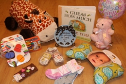 Baby Gifts Available in the Gift Shop