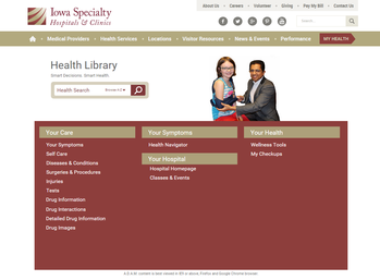 Health Library Image