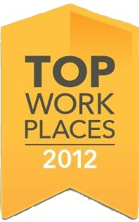 Top Workplaces 2012 logo