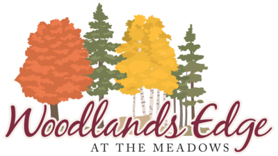Woodlands Edge at The Meadows Logo for Independent Living