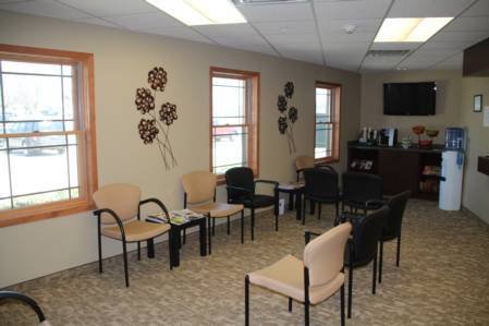 Hampton Clinic Waiting Area